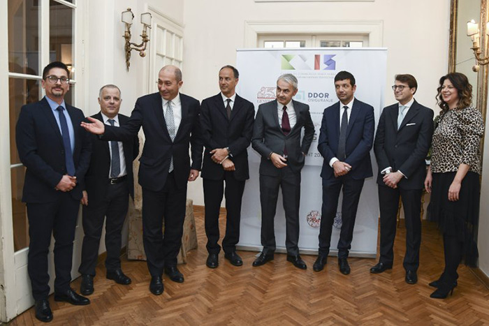 Camera di Commercio Italo-Serba gala night 2018