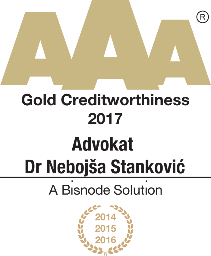AAA Gold Creditworthiness 2017